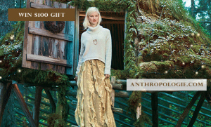 Anthropologie flat
