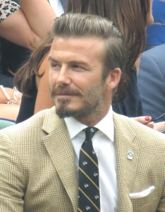 David Beckham is a Taurus Photo by Brian MInkoff-London Pixels  Wikimedia CreativeCommons