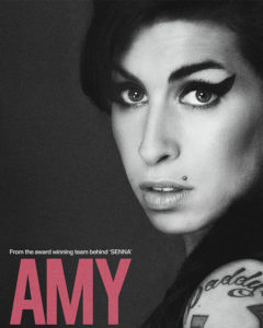 Amy (2016). Directed by Asaf Kapadia.
