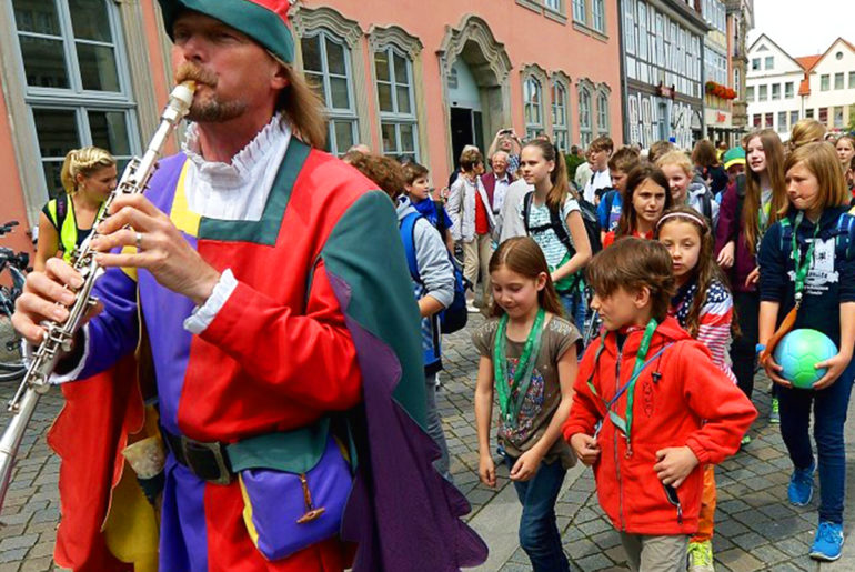 Pied Piper of Hameln