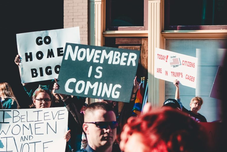 #metoo movement looking towards November midterms